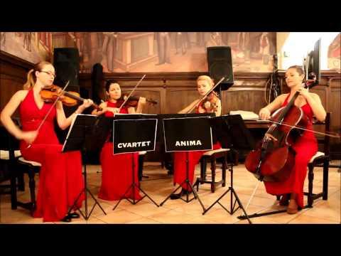 Cvartet Anima - Gramofon - Waltz