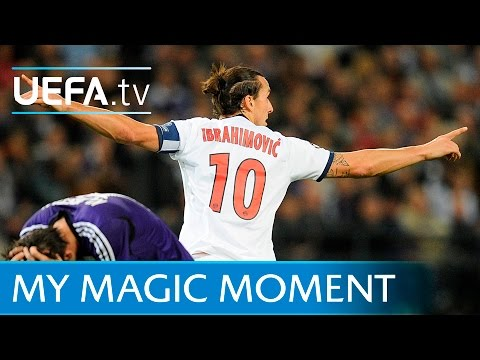 Zlatan Ibrahimović magic: Paris vs Anderlecht 2013