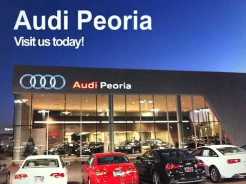 New Audi A Performance Phoenix Scottsdale Peoria AZ YouTube - Audi peoria