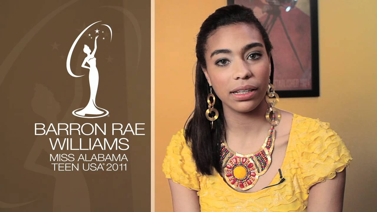 Miss Alabama Teen USA 2011 Creates A New Word
