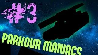 TANKI ONLINE / PARKOUR MANIACS #3