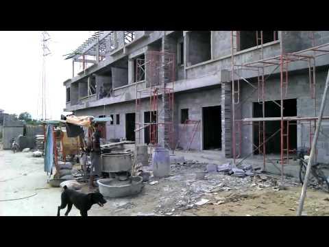 VDO 720P by HTC Evo 3D (Construction Site)