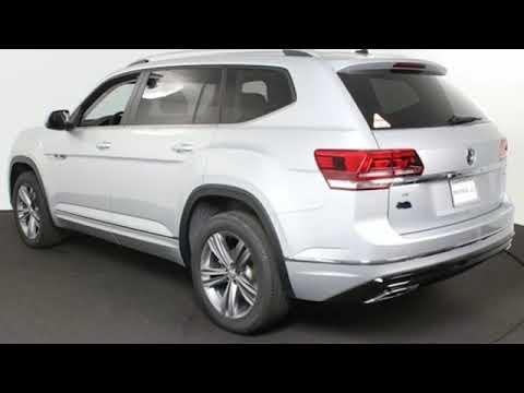 2019 Volkswagen Atlas Kennesaw GA Atlanta, GA #K15672