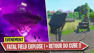 🔴THE GENERATEOR S'ACTIVE AND EXPLOSE - PARTS PERSO!! LIVE FORTNITE FR!!