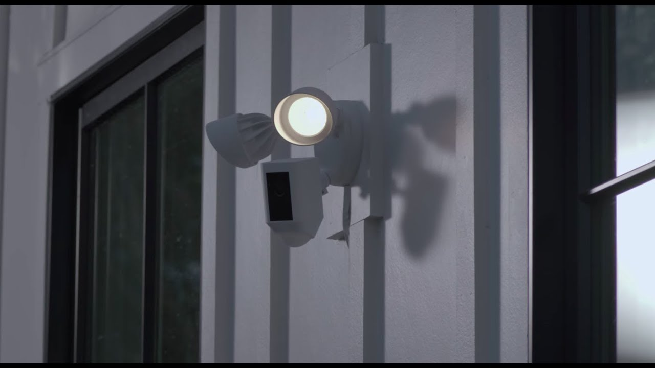 Ring Floodlight Cam The Evolution Of Outdoor Security
