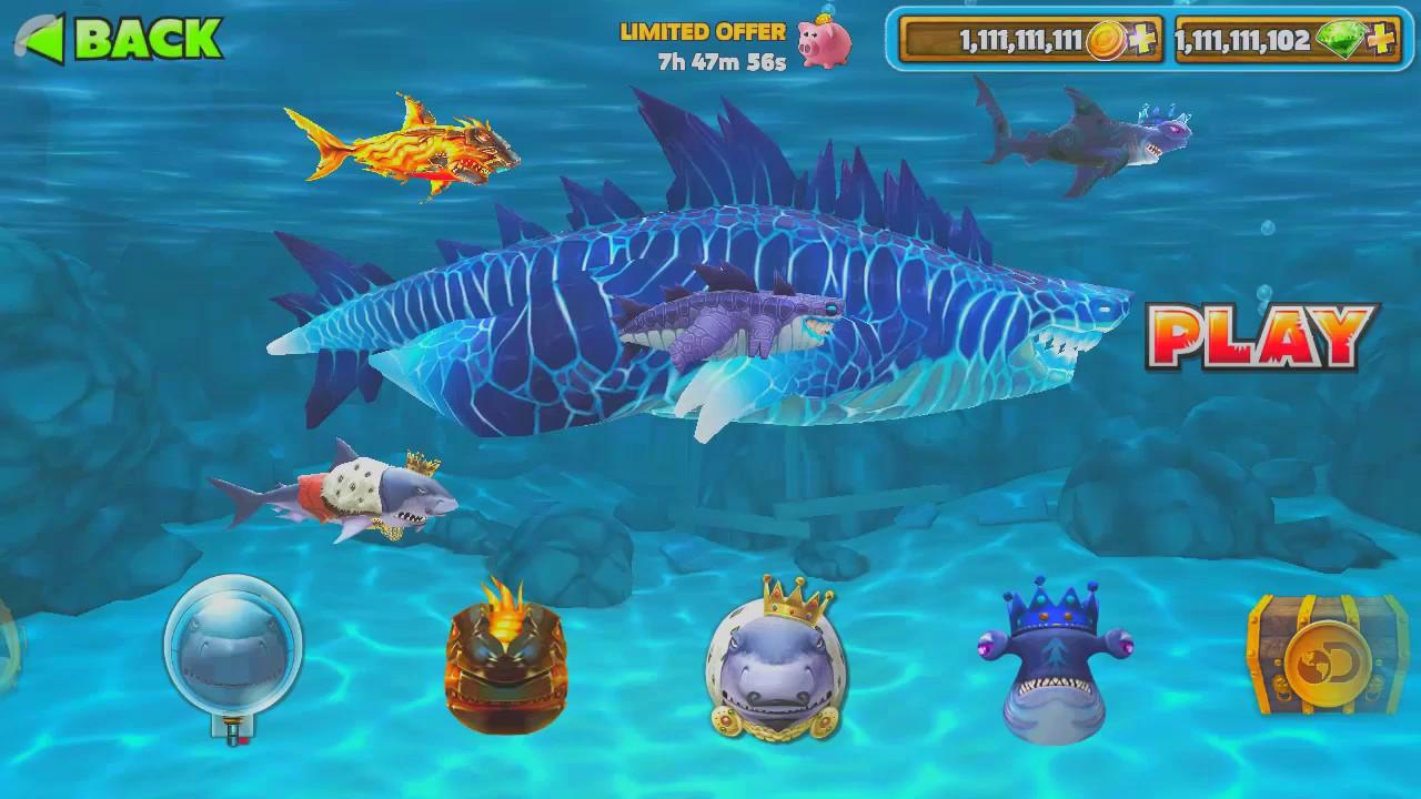 Hungry Shark Evolution Hack Cheats 2019 - Hungry Shark Evolution Mod APK  6 7 0