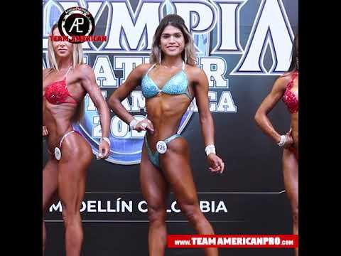 NANCY VIERA - BIKINI FITNESS - TEAM AMERICAN - www.TeamAmericanPro.com