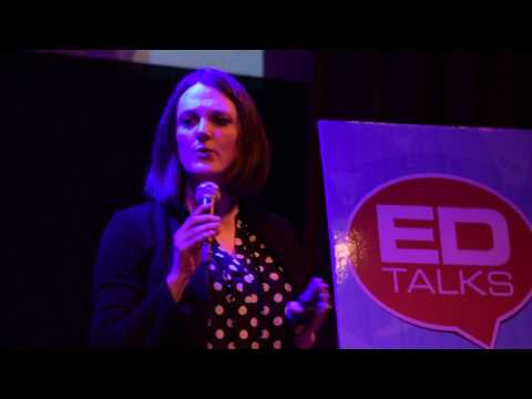 """EDTalks: Jenny Wright Collins """"Engaged Learning through Experiential Education"""""""