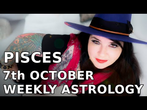 The week ahead for pisces