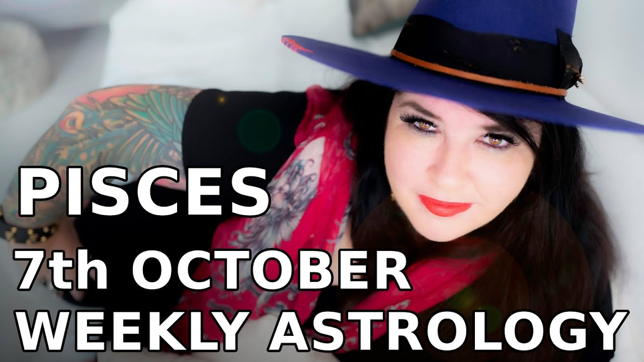pisces weekly horoscope 24 october 2019 michele knight