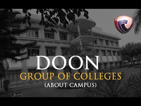 Doon Group of colleges Dehradun (Official)-HD