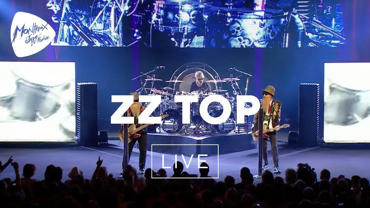 zz top live