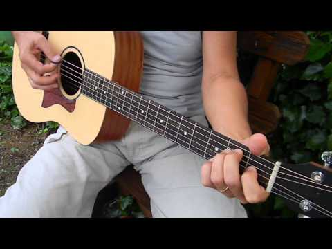 How to Play Silent Night -  Easy Christmas Songs on Guitar - Acoustic Songs - Guitar Lessons