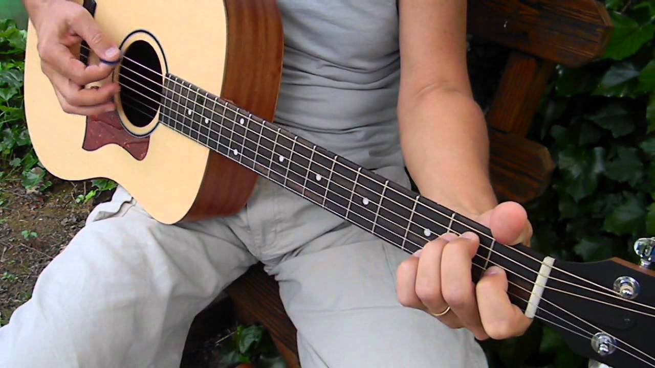 How To Play Silent Night Easy Christmas Songs On Guitar Acoustic