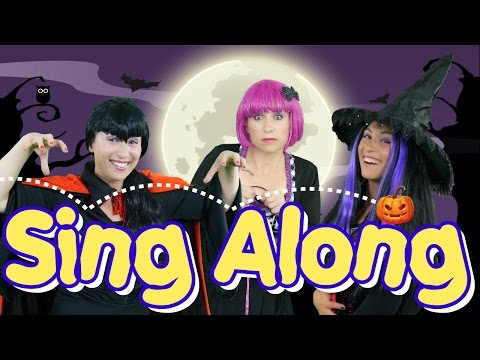 Halloween Song for Kids | Beware Out There | Sing Along Karaoke | Halloween Song | Debbie Doo