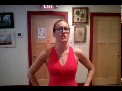 yoga moves crow pose to tripod headstandmp4  youtube
