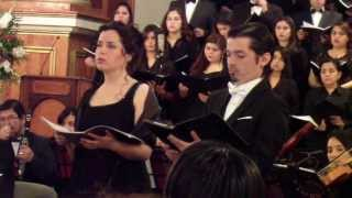 Requiem, Mozart 2 Dies irae / 3 Tuba mirum
