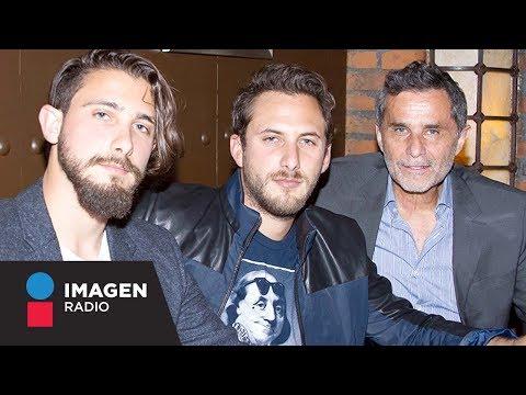 Humberto, Sebastián y Emiliano Zurita, juntos en teatro  ¡Qué tal Fernanda!