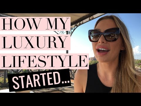 How My Luxury Lifestyle Started! - Candid Conversations With Anna Bey #1 School of Affluence