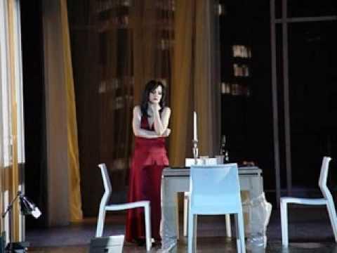 Gluck Orfeo ed Euridice - Che  fiero  momento (Euridice - Olga Pasichnyk)