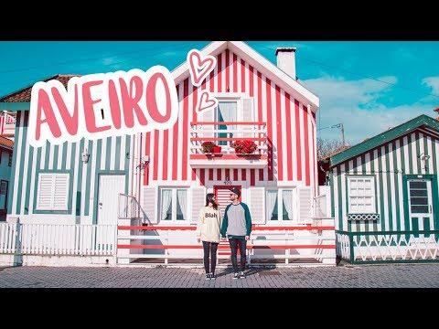 AVEIRO Y COSTA NOVA PORTUGAL | OPORTO VLOG 2