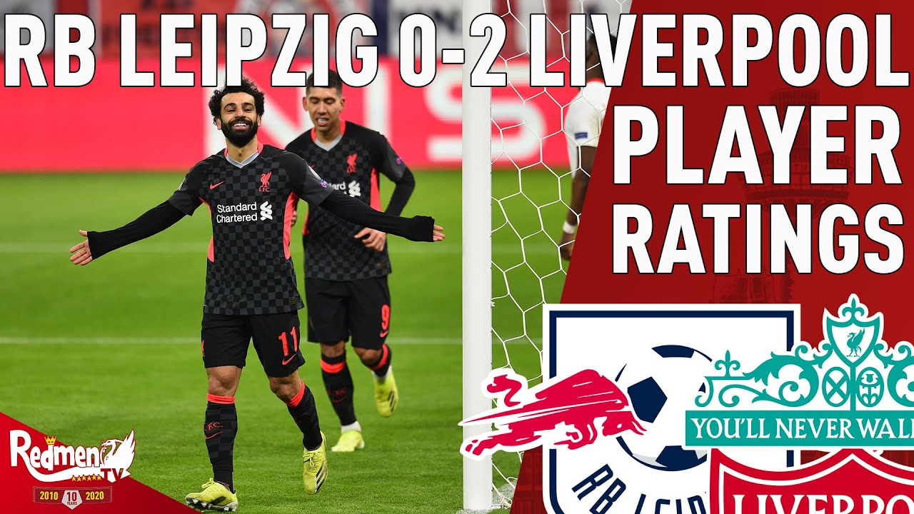 RB Leipzig vs. Liverpool Champions League player ratings: Trent ...