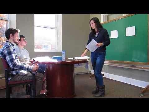 Yao Li Teaching Video 1 Wabash