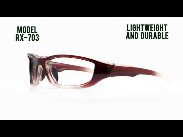 5d45b29e758 RX-703 Prescription Safety Glasses