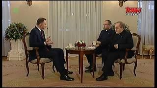 Prezydent A.Duda, jaki ma problem z PiS-em? wywiad w TVTrwam 07.11.2017