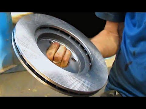 Замена тормозных дисков ваз 2110-12. АВТОпрактик