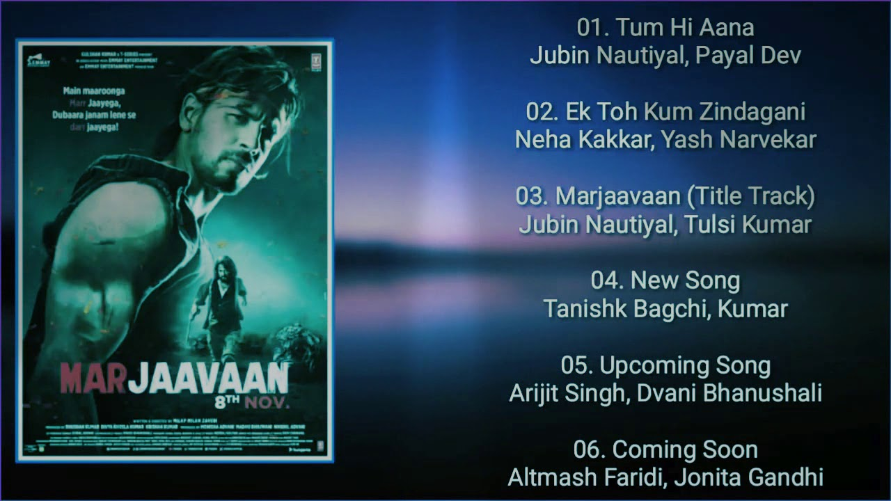 Download Marjaavaan All Songs Mp3 Free Download MP3, 3GP, MP4