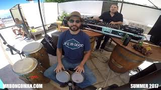 Deep House Miami Chill with Bongos