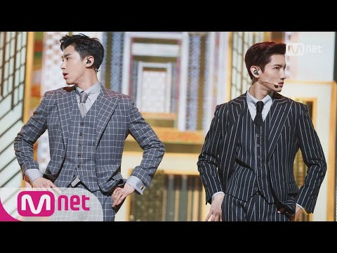 [TVXQ! - The Chance Of Love] Comeback Stage | M COUNTDOWN 180329 EP.564