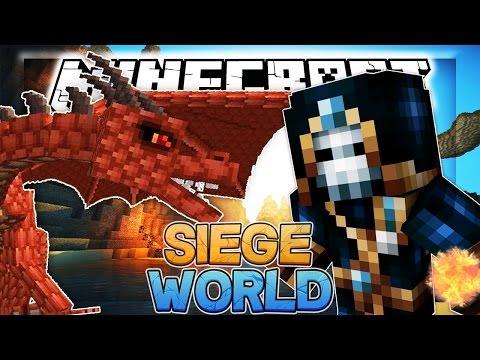 WIZARDS VS DRAGONS Release - Siege World (Season 3 - Episode 1)