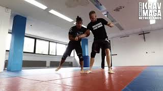 Ground Fighting / Brazilian Jiu Jitsu (BJJ) training with Michel Verhoeven