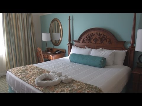 Saratoga Springs Resort & Spa ROOM TOURS Studio, 1 Bedroom, 2 Bedroom Lock-Off & Dedicated
