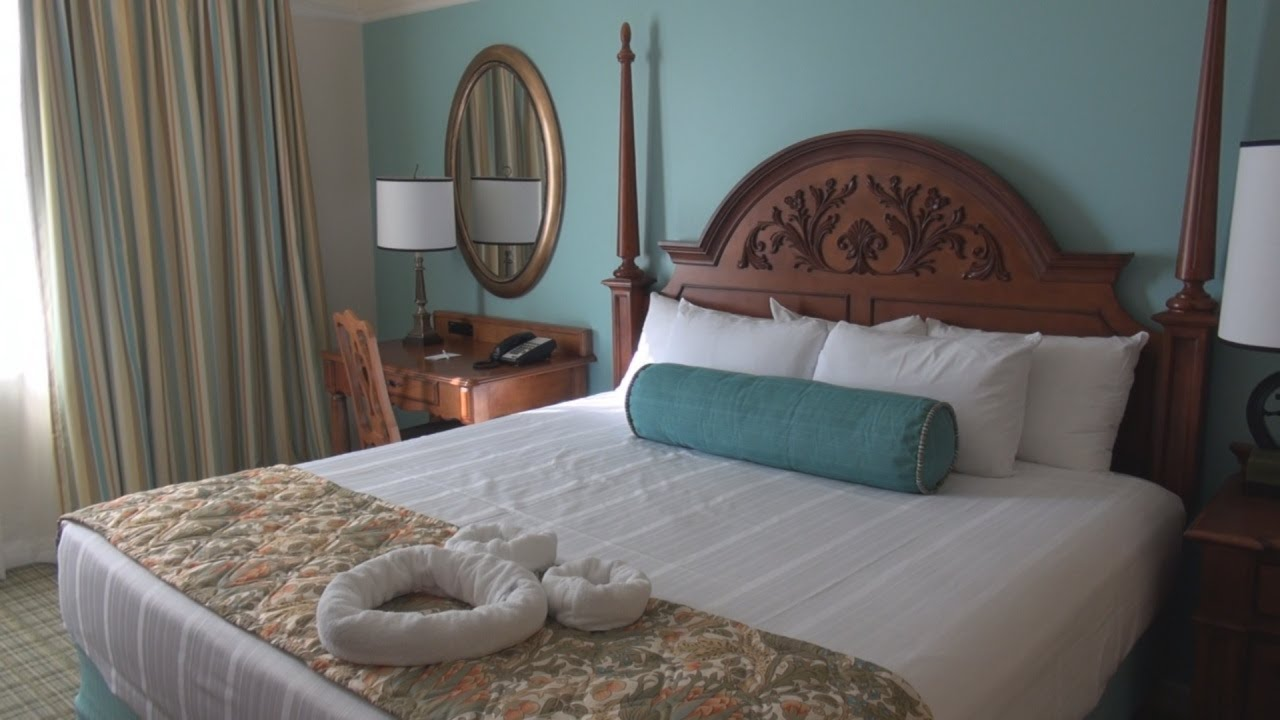 Saratoga Springs Resort Amp Spa Room Tours Studio 1 Bedroom