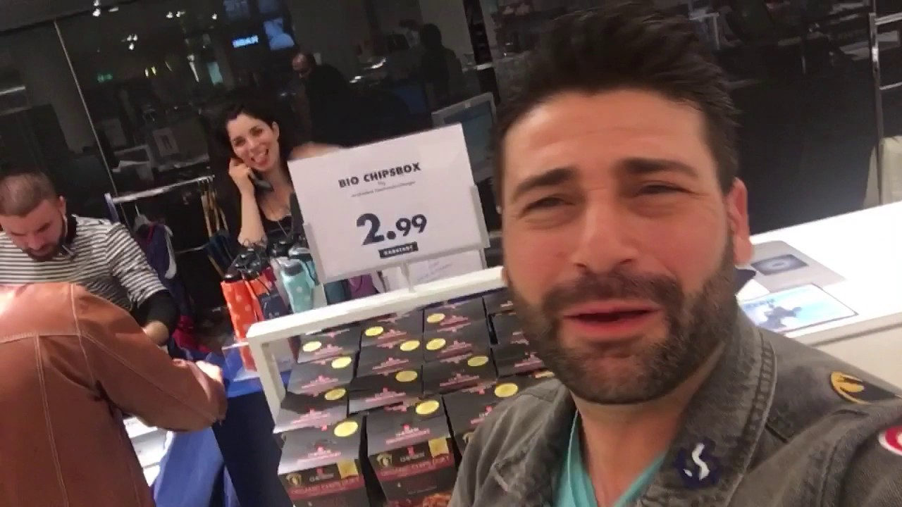 Gruppensex Im Kaufhaus