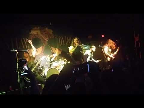 As I Lay Dying - Through Struggle (Live Reunion Show)