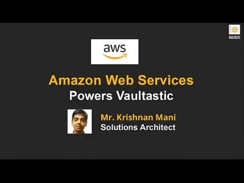 AWS: How the cloud solves the challenges of an in premise infrastructure