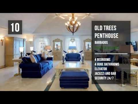 Top 10 Luxury Penthouses around the world