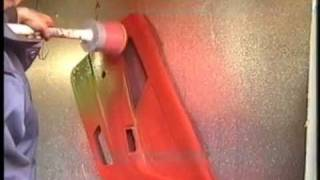 видео Флокирование салона автомобиля фото