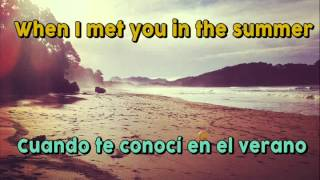 Repeat youtube video Calvin Harris - Summer Subtitulada + Lyrics en Ingles