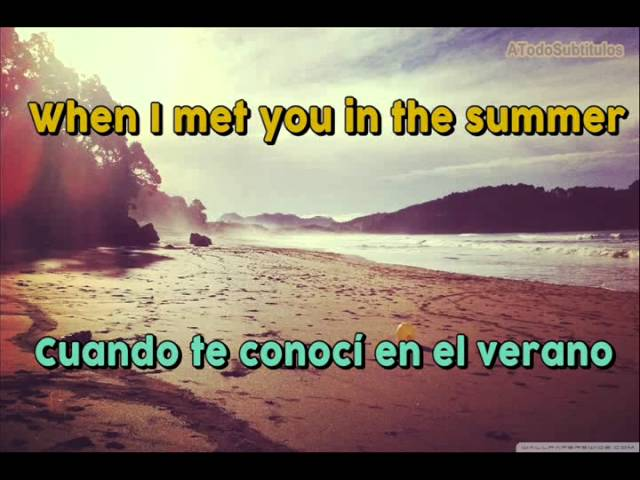 Calvin Harris - Summer Subtitulada + Lyrics en Ingles #1