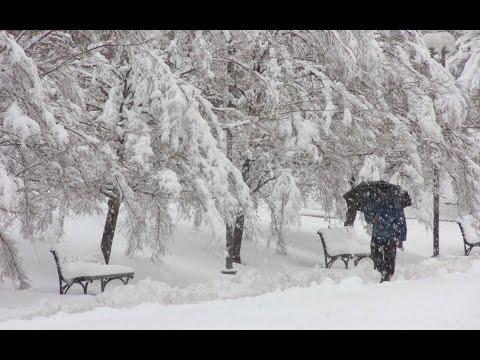 Gizemli kar taneleri hakkında ☃