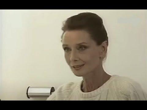 Audrey Hepburn interview in Dutch for Jongbloed & Joosten