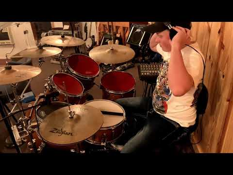 Im Just Warming Up~The Mcgruders (Drum Cover by Stetson Hankins)