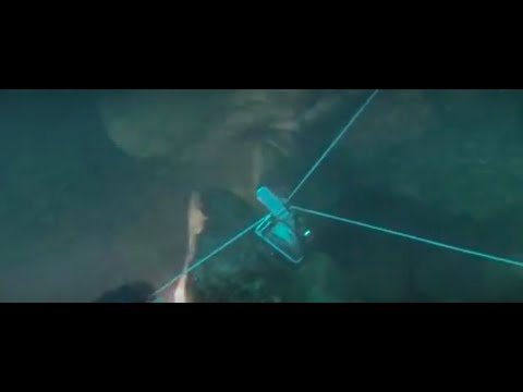 Lake Vouliagmeni Cavern dive course, 6-3-2016