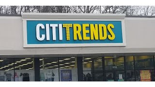 Citi trends shop with me