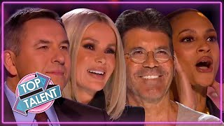 Every GOLDEN BUZZER Audition On Britain's Got Talent 2020! | Top Talent